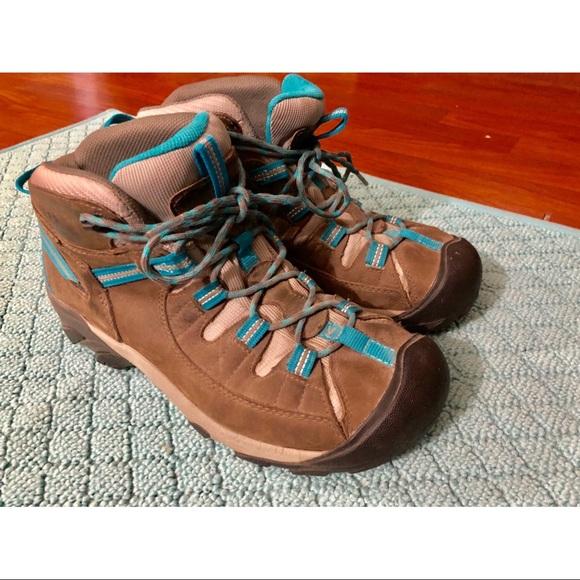 3695589081 Keen Shoes   Targhee Ii Mid Waterproof Hiking Boots   Poshmark